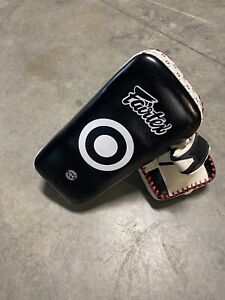 Fairtex KPLC2 Curved Kick Pads - Standard