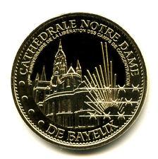 14 BAYEUX Notre-Dame, 70 ans de la Libération des Camps, 2015, Monnaie de Paris