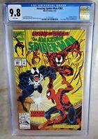 Amazing Spider-Man #362 2nd Carnage - Marvel 1992 CGC 9.8 NM/MT WP - Comic I0013