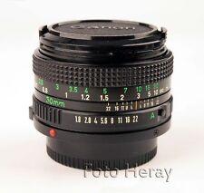 Canon FD 1,8/50mm Canon FD Bajonett 101832