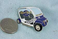 HARD ROCK HOTEL PIN ORLANDO GOLF CART