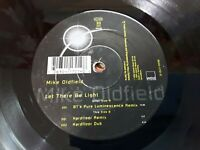 "MIKE OLDFIELD - LET THERE BE LIGHT VINYL! 12"" RECORD, DANCE, FREE UK P&P!"