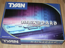 Tyan Tiger i7322DP Intel E7320 Dual Xeon SKT 604 Motherboard w/Video & LAN New
