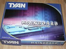 Tyan Tiger i7320 Intel E7320 Dual Xeon Socket 604 Motherboard w/Video & LAN New