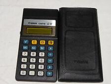 Calculadora Calculator canon card lc-32 (215)