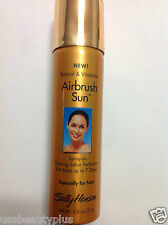 Sally Hansen Airbrush Sun Spray On Tanning Especially for Face (1.8 oz) NEW .