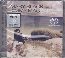 Mary Black Sings Jimmy MacCarthy Audiophile Female Jazz Vocal Hybrid SACD CD New