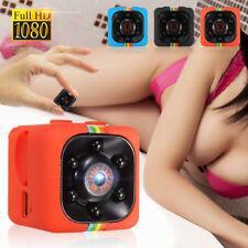 Mini Car Hidden DV DVR Camera SQ11 Full HD 1080P Spy Dash Cam IR Night Vision
