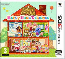 Animal Crossing Happy Home Designer Nintendo 3DS IT IMPORT NINTENDO