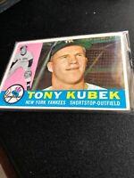 1960 Topps Tony Kubek #83 Baseball Card
