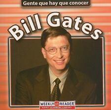 Bill Gates (Gente Que Hay Que Conocer) (Spanish Edition)