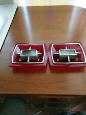 Pair of Tail Lights Taillights  OEM 1965 65 Ford Galaxie R326100