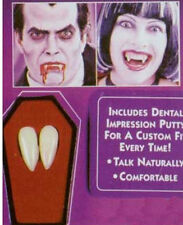 Vampire Fangs Dracula Teeth Costume Dental Appliance