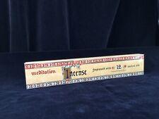 Meditation Incense - contains 24 sticks per box (Blend of 12 ancient oils)