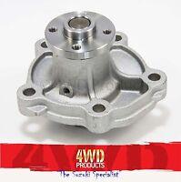 Water Pump - Suzuki Ignis 1.3 M13A (00-05) Holden Cruze AWD YG 1.5 M15A (02-06)