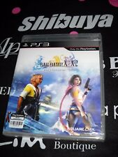 PS3 Game Final Fantasy X/X-2 HD Remaster NEW