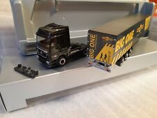 Actros LH Edition Black  Humbaur Trailers  move it!  Big One  86368 Gersthofen