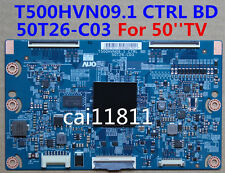 NEW T-Con Board T500HVN09.1 CTRL BD 50T26-C03  T500HVN09.1 Samsung For  50'' TV