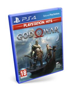 GOD OF WAR PS4 PAL ESPAÑA NUEVO PRECINTADO CASTELLANO ESPAÑOL FISICO PLAYSTATION