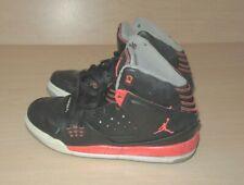 Nike Air Jordan Sc 1 Gs Orange Black Size 7y Shoes 538699 025