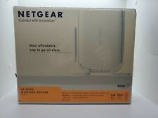 Netgear WGR614 54 Mbps 4-Port Wireless G Router (WGR614NA)