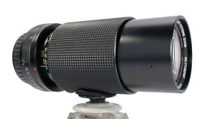 Vivitar 70-210mm f4.5 Macro Zoom Lens, PK fit,  Can be Used on DSLR