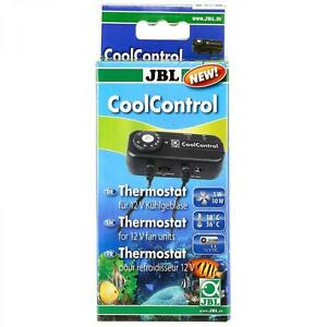 JBL CoolControl Thermostat for 12v fan cool control 100 200 300 aquarium cooler
