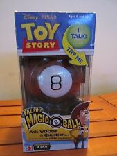 Toy Story Talking Magic 8 Ball Disney Pixar Ask Woody a Question NEW IN BOX Rare