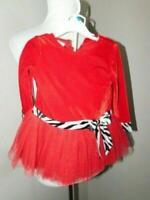 Bonnie Baby Size 24M tutu Baby Toddler 2 Piece Dress Set NEW
