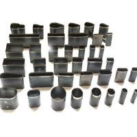 39 form Handwerk Stil Ein Loch Leder DIY Hohl Werkzeug Cutter Set Punch Metall
