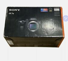 Sony Alpha A7 III 24.2MP Digital Camera Black + FE 28-70 mm F3.5-5.6 Lens