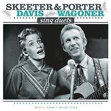 SKEETER & PORTER - SING DUETS   VINYL LP NEU