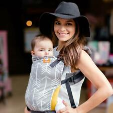 Tula Ergonomic Baby Carrier for Newborn - 4 Years Old in Archer Pattern