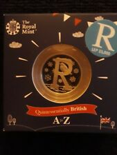 More details for   very rare limited edition 2018 10p  r-robin silver  coin xmas gift idea