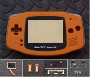 GameBoy Advance Cable Backlight Backlit Adapt AGS101 Mod Kit w/LCD - Orange