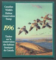 CANADA B.O.B./REVENUE FWH12 MINT BOOKLET