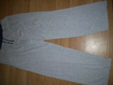Matalan men's grey cotton loungers/ pyjama bottoms.Size XX Large