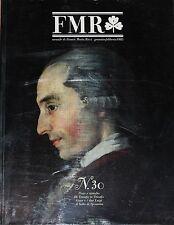 Rivista d'arte FMR (mensile di Franco Maria Ricci - n°30 1985  1/16