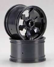 HPI Savage Flux 2.4 HPIC4181 3181 Spike Monster Wheel Black 83x56mm (2)