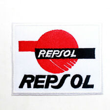 Repsol Petrol motorcycles oil Sports Racing Car Biker Jacket Shirt Iron on Patch