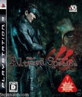 Used PS3 Altered Species SONY PLAYSTATION 3 JAPAN JAPANESE JAPONAIS IMPORT