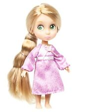 "DISNEY ANIMATOR'S COLLECTION 5"" MINI DOLL RAPUNZEL TANGLED PRINCESS GIFT TOY NEW"