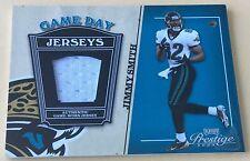 2004 Donruss/Playoff Football Jimmy Smith Jersey Patch Card