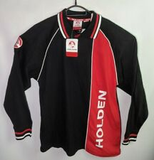 Pro Star Holden 2004 Men's Black And Red Long Sleeve Collared Shirt NWT - Size L