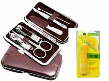 7 -IN-1 MANICURE SET + ADS LEMON FLAVOUR LIP CARE COMBO OFFER-