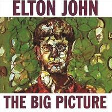 ELTON JOHN-ELTON JOHN:THE BIG PICTURE NEW VINYL