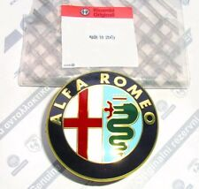 ALFA ROMEO GTV & SPIDER 1995 > 2004 916 series  New Rear Boot Trunk Badge Emblem