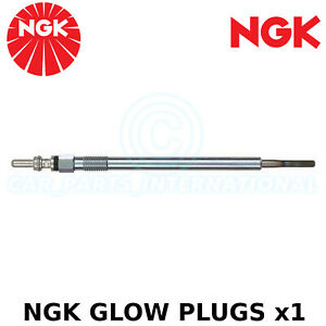 NGK Glow Plug - For Mercedes-Benz CLS C219 Coupe CLS 320 CDi (2005-10)