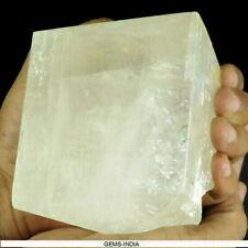 4030Ct Massive non Traité Naturel Blanc Calcite Cristal Uncut Rock Spécimen