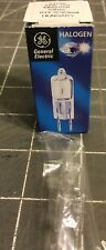 GE 34708 Bi-Pin Halogen Lamp M95-Q35T3 Bulb GY6.15 Base 35W 12V Clear QTY-1 G52